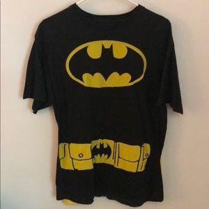Batman T-Shirt with Cape